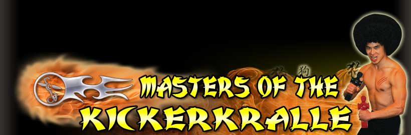 Masters of the Kickerkralle